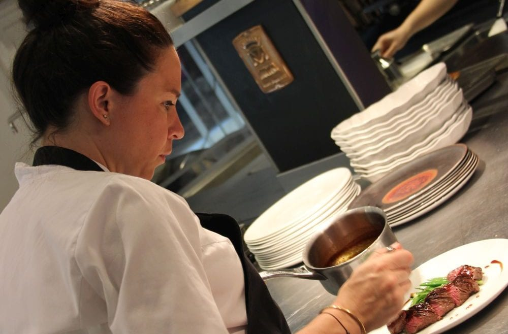 Sofitel - Anne-Cecile Degenne, Executive Chef