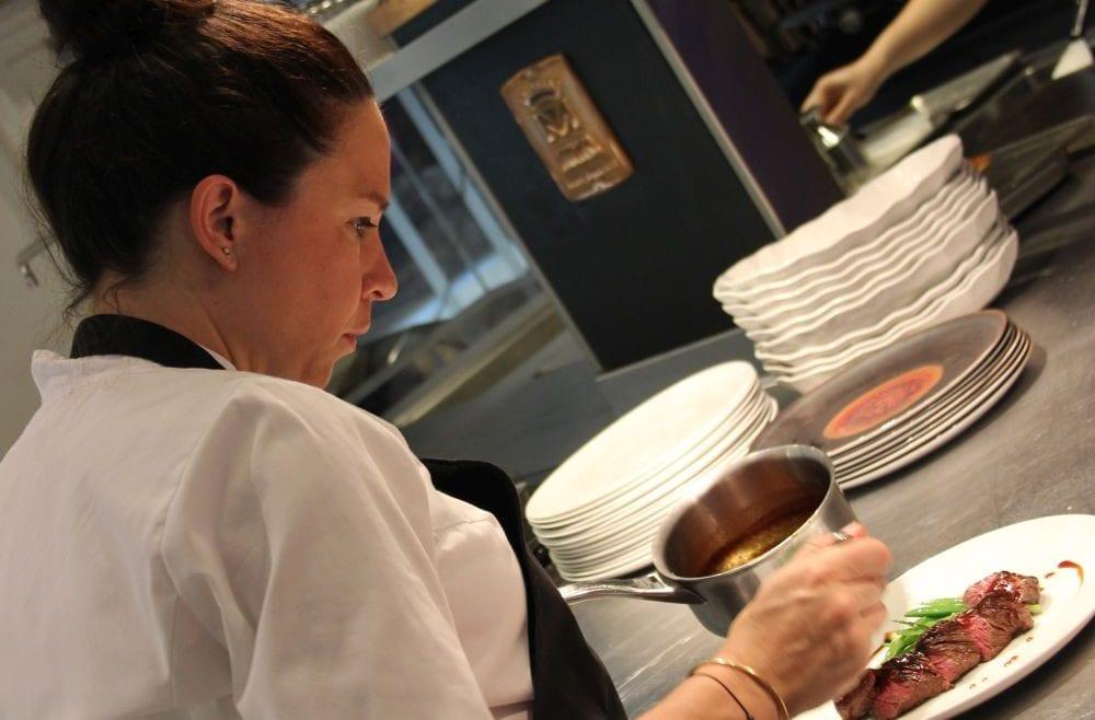 Sofitel - Anne-Cecile Degenne, Executive Chef