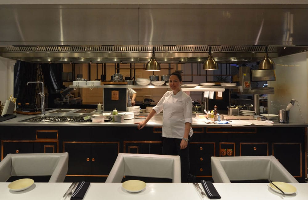 Anne Cecile Degenne, Sofitel So, Singapore - Molteni