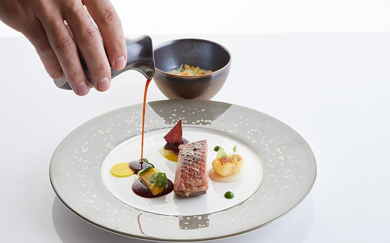 Chef's Table, Lebua Hotels & Resorts, Bangkok, Thailand